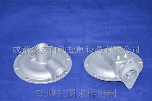天然气切断式调压器铝合金铸件